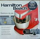 Hamilton Beach 63324 300 Watt Stand Mixer-Red