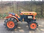 4x4 Diesel Compact Tractor Kubota Ideal For Topper Grass Cutting Or Rotovator