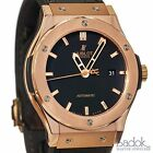 Hublot Classic Fusion 42mm Ceramic 18k Rose Gold Watch 5420.0X.1180.LR Automatic