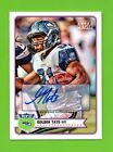 2012 Golden Tate auto Topps Magic WR SEAHAWKS Lions Notre Dame