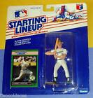 1989 CARNEY LANSFORD Oakland Athletics A's - low s/h - Starting Lineup