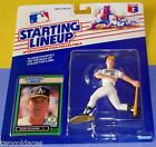 1989 MARK MCGWIRE #25 Oakland Athletics A's - low s/h - Starting Lineup