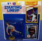 1990 DENNIS ECKERSLEY #43 Oakland Athletics A's Starting Lineup + 1975 Indians