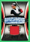 2004 SP Game Used KEN GRIFFEY JR AUTOGRAPH PATCH (HOF) Reds 34 50