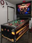 Williams HIGH SPEED Pinball Machine 1986 - Willing To Ship! 100% With LED Lights