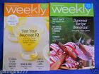 Weight Watchers Weeklies August 5 11 2012 and August 12 18 2012