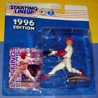1996 LENNY DYKSTRA Philadelphia Phillies #4 - low s/h - final Starting Lineup