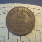 1931 Canada Small One Cent - (P1931-17) (0.50 cent combined shipping)