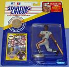 1991 KEVIN MITCHELL San Francisco Giants - low s/h - Starting Lineup plus coin