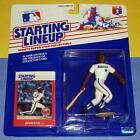 1988 KEVIN BASS Houston Astros #17 Rookie - low s/h - Kenner Starting Lineup