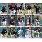 2017 TOPPS NOW DETROIT TIGERS ROAD TO OPENING DAY TEAM SET ONLY 70 SETS MADE