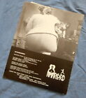 AMARCORD PRESSBOOK Federico Fellinis Autobiographical Classic from 1973