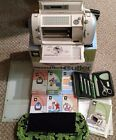 Cricut Personal Electronic Cutter with 13 Cartridges Jukebox Tool Kit +More