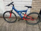 Jamis Durango Sport SX Mountain Bike with new sr suntour fork