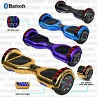 UL2272 Certified 65 Electric Hoverboard smart self balancing Bluetooth scooter