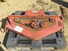 CASE INGERSOLL LAWN AND GARDEN TRACTOR 44 REAR DISCHARGE MOWER DECK