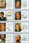 2013 Cryptozoic Psych Seasons 1-4 Autographs Don't Mess with Your Head 25
