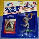 1988 MIKE MARSHALL #5 Los Angeles Dodgers Rookie - low s/h - Starting Lineup