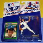 1989 FERNANDO VALENZUELA Los Angeles Dodgers  CANADIAN ! Starting Lineup scarce!