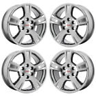 18 GMC ACADIA CHEVROLET TRAVERSE PVD CHROME WHEELS RIMS FACTORY OEM SET 4 5280