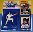 1990 NICK ESASKY Boston Red Sox - low s/h - sole Starting Lineup 1983 Reds card