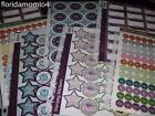 SCENTSY STICKERS You Choose What You Want CONSULTANT SUPPLIES w Bonus Gift