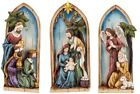 Nativity Screen 3 Piece