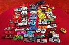60 + Pc Lot Vintage Mixed Die Cast Hot Wheels Matchbox Car Trucks Vehicle