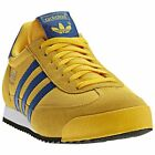 ADIDAS ORIGINALS DRAGON YELLOW GOLD 70S RETRO ATHLETIC RUNNING SHOES MENS 115