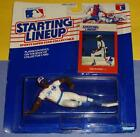 1988 TIM RAINES #30 Montreal Expos Washington Nationals Rookie Starting Lineup