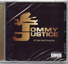 Tommy Justice - Setting Fire To History CD
