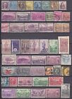 USA VINTAGE Old USED Stamps Collection ALL Different