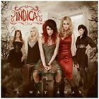 INDICA-Indica-A Way Away -Cd+Dvd-  (UK IMPORT)  CD NEW