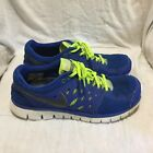 NIKE FLEX 2013 RUNNING SHOES MULTI COLOR  SIZE 12  MENS