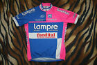 Lampre fonditial Colnago SMS Santini rare vintage cycling jersey size L