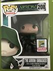 Arrow Unmasked 2015 Sdcc Limited Edition Funko Pop