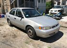 1999 Toyota Corolla  1999 below $800 dollars