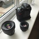 Nikon D800E 363MP Digital SLR Camera PRO KIT inc 24  50mm 14