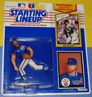 1990 RICK SUTCLIFFE Chicago Cubs -low s/h Starting Lineup + 1979 Dodgers card NM