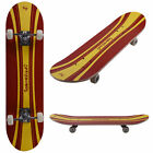 31 x 8 Skateboard Cool Complete PVC Wheel Trucks Maple Deck Wood Multi Color
