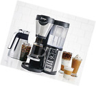 Ninja Coffee Bar with Auto IQ and Thermal Carafe - 4 Brew Types (CF085)