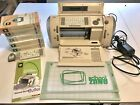 Cricut Personal Electronic Cutter with 6 Cartridges and Extras