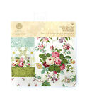 ANNA GRIFFIN Paper Pad  6x6  Amelie 4 Sheets of 6 Designs MINT