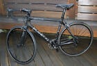 PLANET X SUPERLIGHT PRO CARBON ROAD BIKE SRAM RIVAL IN BLACK SIZE LARGE