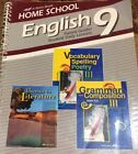 Abeka English 9 parent guide student daily lessons