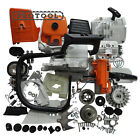 Complete Repair Parts Kit for Stihl MS660 Engine Cylinder Carburetor Handlebar