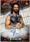 2017 Topps WWE Road to WrestleMania Trading Cards 4
