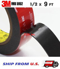 Genuine3M 1 2 x 9 ft VHB Double Sided Foam Adhesives Tape 5952 Gopro Action Can