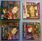 CULTURE CLUB BOY GEORGE RARE 2008 JAPAN PROMO BOX SET 3x MINI LP CD W/ OBI