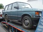 LARGER PHOTOS: diesel range rover for spares
